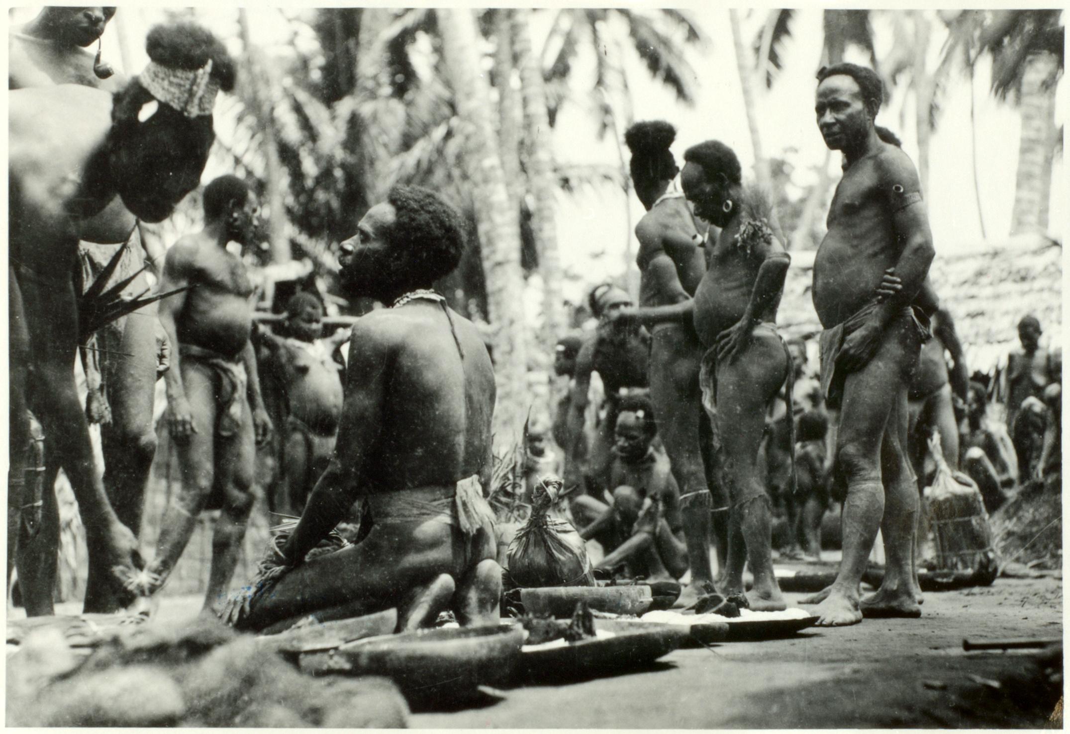 Study of the arapesh culture